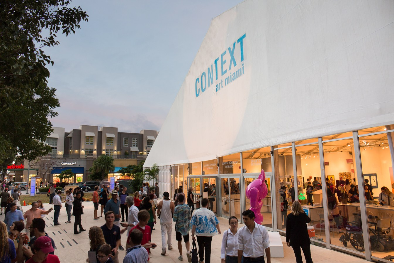 Context art fair
