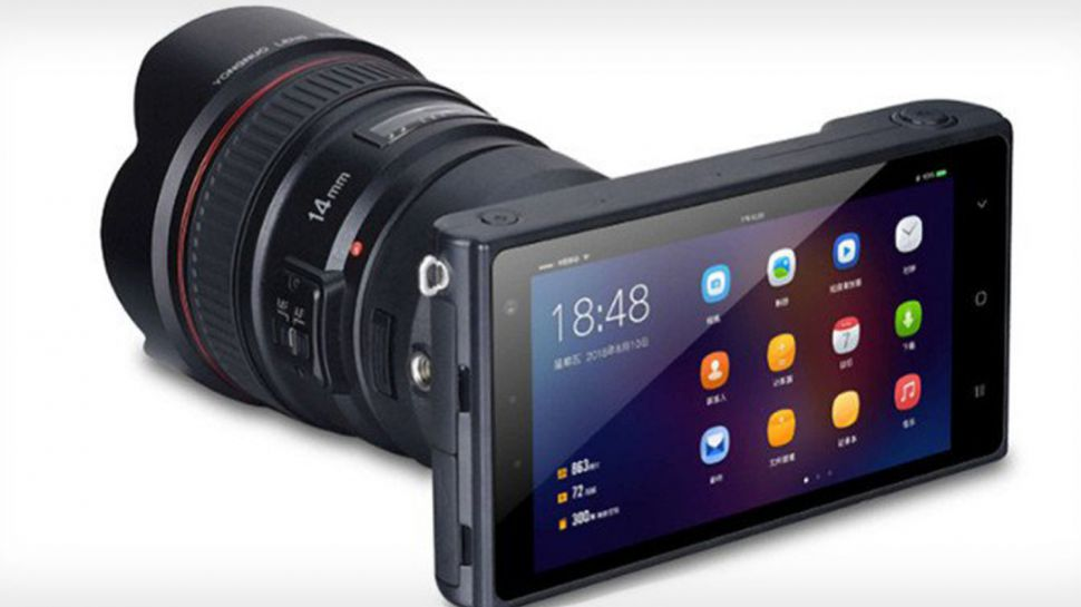 Yongnuo's mirrorless camera