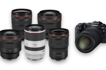 RF mount lenses
