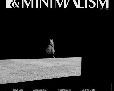 BLACK AND WHITE MINIMALISM MAGAZINE ISSUE 20