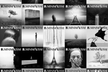 minimalist photography magazine